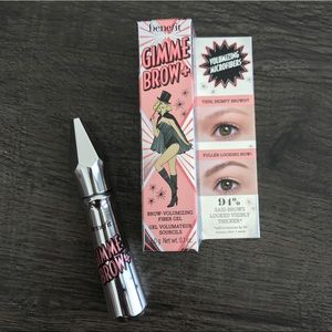 BNIB BENEFIT GIMME BROW 4 TINTED BROW GEL